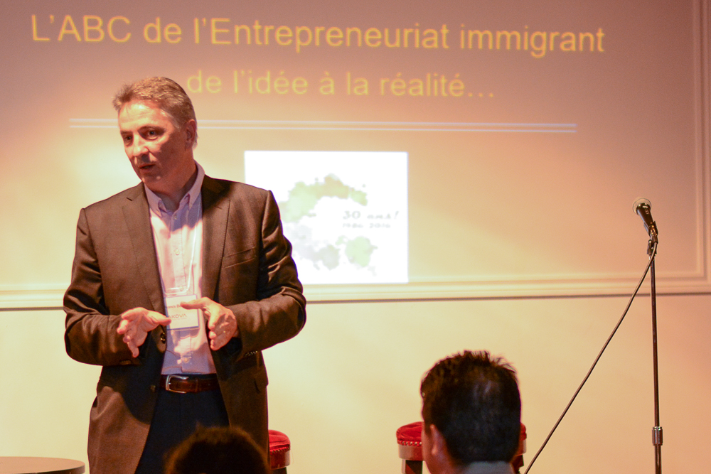 conference entrepreneuriat immigrant quebec
